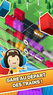 Goods Train Fever- screenshot thumbnail