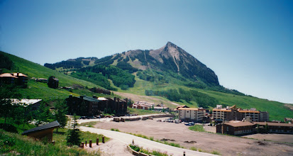 Photo: Crested Butte in July