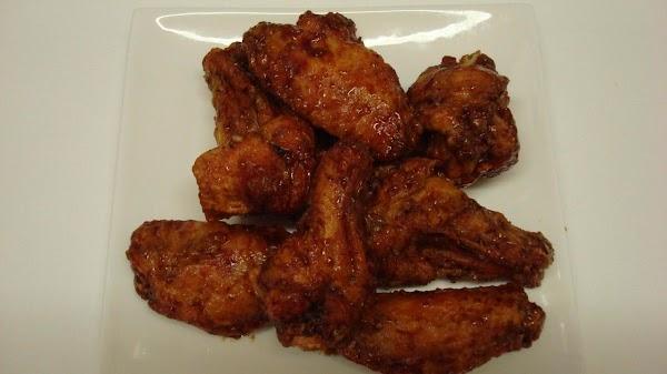 Pam's Hot Wings Recipe