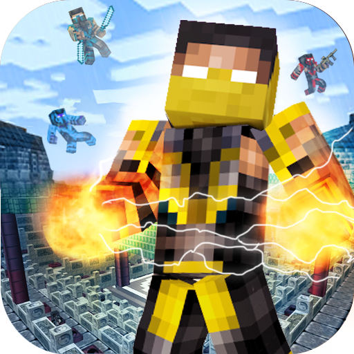 Baixar Block Mortal Survival Battle para Android