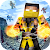 Block Mortal Survival Battle file APK Free for PC, smart TV Download
