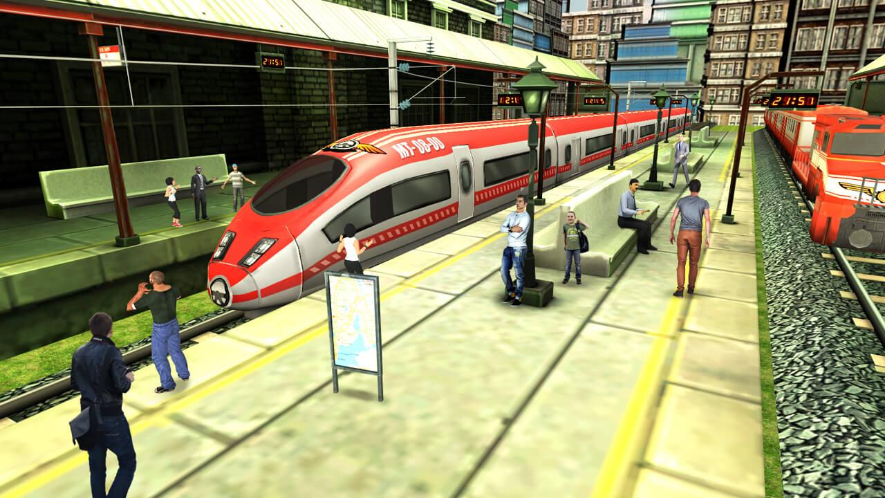 train simulator free game android apps on google play
