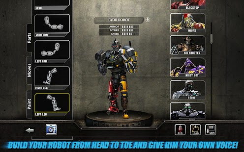 Real Steel- screenshot thumbnail