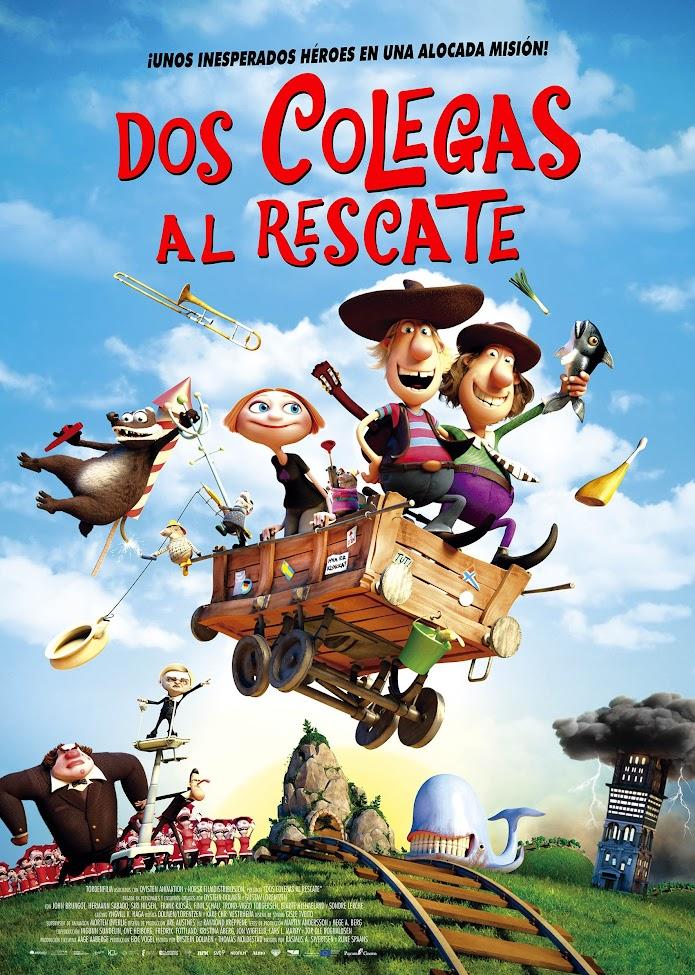 Resultado de imagen de DOS COLEGAS AL RESCATE CARTEL GRANDE