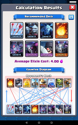 Counter Deck Generator for Clash Royale 2.0.0 PC u7528 10