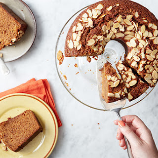 Majestic and Moist New Year's Honey Cake