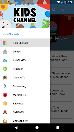 Kids Videos 1.3.1 screenshots 1