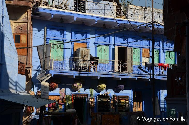 Jodhpur, ruelle