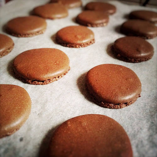 Chocolate, macaroon, Macaron, recipe, ganache,  蛋白杏仁餅, 馬卡龍