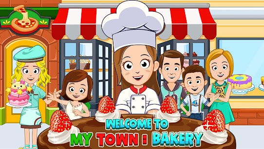 My Town : Bakery MOD (Paid Content) 1