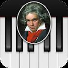 Classic Piano Lesson Beethoven icon