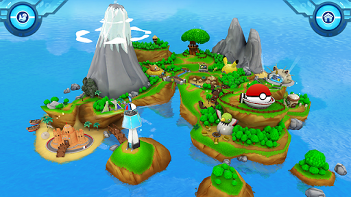 Camp Poku00e9mon 1.3 screenshots 1