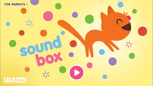 Sago Mini Sound Box screenshot 1
