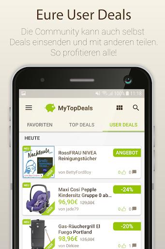 MyTopDeals - Schnäppchen App  screenshots 5