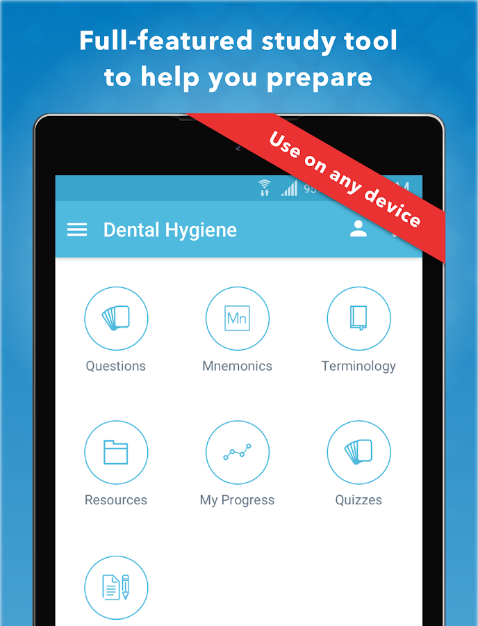 Dental Hygiene Mastery: NBDHE- screenshot