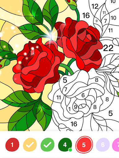 No.Paint - Relaxing Coloring games apkdebit screenshots 19