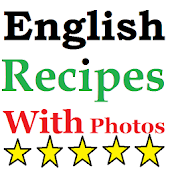 Recipes in English - Offline