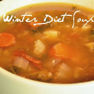 Winter Diet Soup.