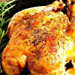 How to Roast a Chicken in a Crockpot.
