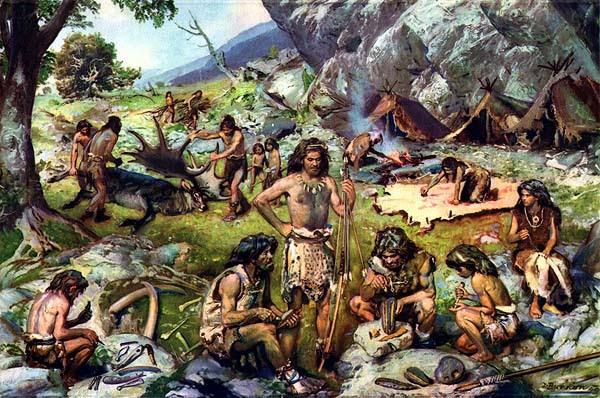 древние цивилизации и земледелие