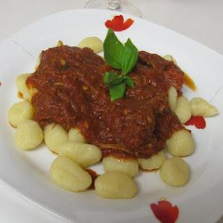 Brasato Al Barolo Ragu Sauce
