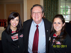 Photo: Michael May with Hurricanes Storm Girls