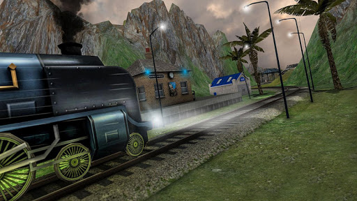 Fast Euro Train Driver Sim: Train Games 3D 2020 android2mod screenshots 5