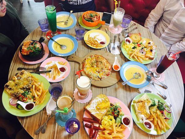 荷亞輕食館~料多豐富cp值超高早午餐平價又美味
