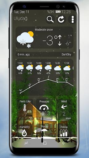 Animated 3D Weather 4.6.0 screenshots 1