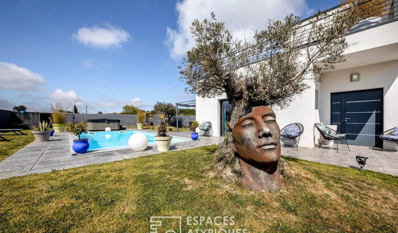 Maison avec piscine et terrasse Plaisance-du-Touch