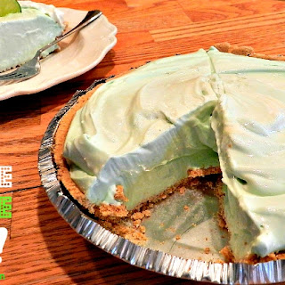 Quick 'n Easy No Bake Limeade Pie
