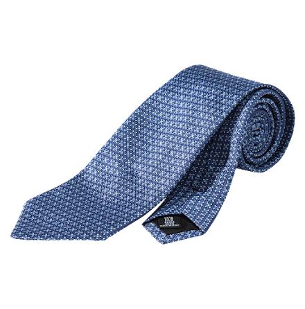 Oscar Jacobson slips blå små kors siden