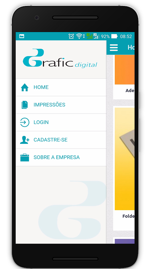 Grafic Digital- screenshot