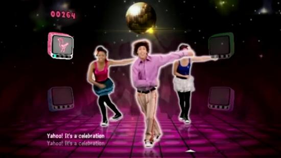 Dance Kids Celebration Tutorial - náhled