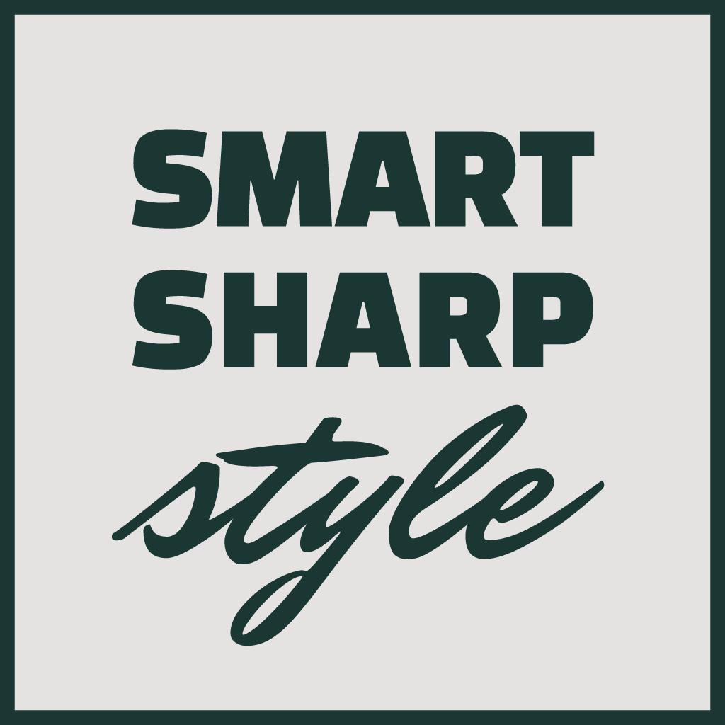 Smart Sharp Style Logo