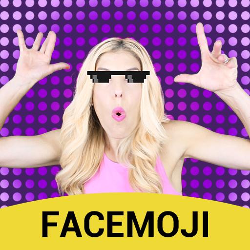 #ZAMFAM Funny GIFs by Emoji Keyboard Facemoji
