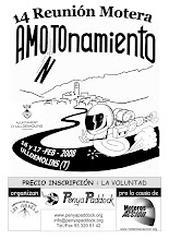 Photo: El poster del AMOTOnamiento 2008