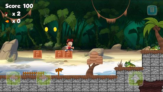 super ryder jungle adventures - náhled