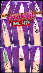 Halloween Nail Arts v1.0.0