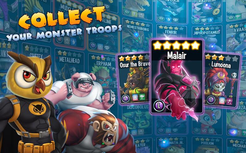 Monster Legends - RPG Screenshot 14