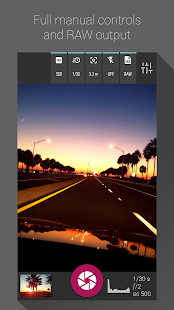 Shoot - Pro Photo Camera Screenshot