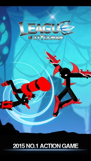 League of Stickman - screenshot