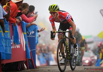 Simon Yates fait un grand pas vers la victoire finale de la Vuelta