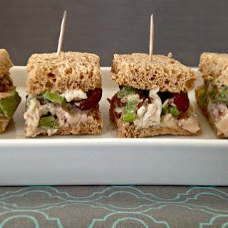 Chicken Salad Sandwich Sliders