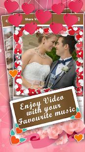 Love Video Slideshow Maker 2018 - náhled