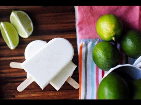Cách làm kem chanh sữa dừa tại nhà giải khát mùa hè