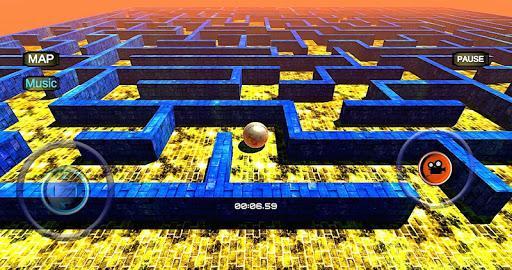 Epic Maze Ball 3D (Labyrinth) screenshots 8