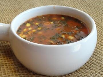 Creamed Corn, Spinach, And Tomato Stew Recipe