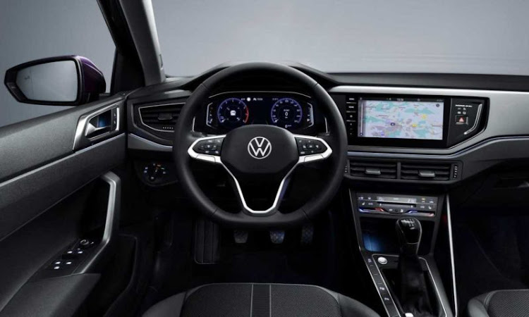 All new Polo models will get a digital instrument cluster as standard