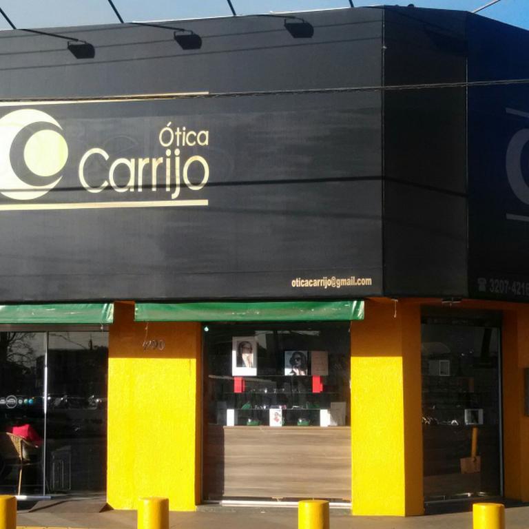 Otica Carrijo - Ótica em Jardim Guanabara 36346a0293